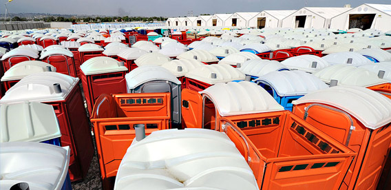 Champion Portable Toilets in Asheboro,  NC
